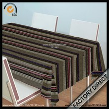 Chinese factory digital print table linen