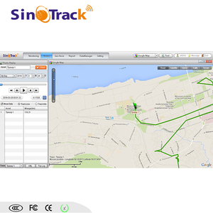 Free Web Based GPS Server Tracking Software And GPS Tracking Platform System