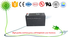OEM sealed lead acid battery 12v 7.2ah ups battery 6fm7.2(12v7.2ah/20hr) 12v7.2ah battery for sale