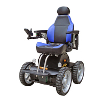 KEHS - Stairs Climbing Power Wheelchair, WH844