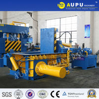 AUPU Y81-200B metal chip compactor cars huge model