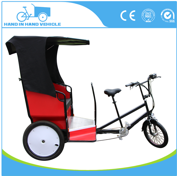 Low price and fine quality electric pedicabs rickshaw for sale