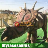 Huge size Robot dinosaur games realistic for sale