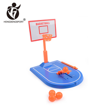 finger play ball toys cheap mini plastic basketballs of shooting game