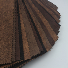 hot sale imitation leather fabric Kintted fabric