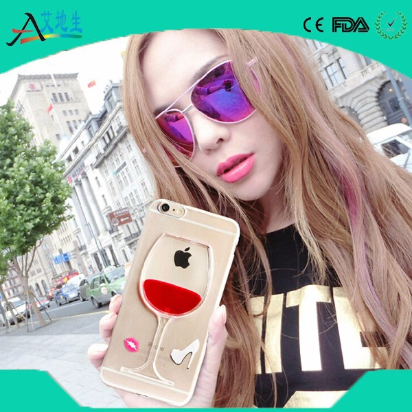 Soft tpu promotional gifts new products hot saling phone5 6 6 plus case for mobile phone