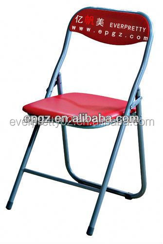 Portable Folding Classroom Adult Chairs Cheap Prices for School Furniture