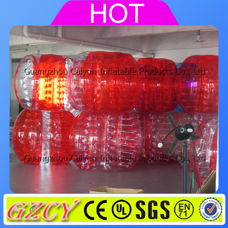 CE standard giant inflatable bouncing balls