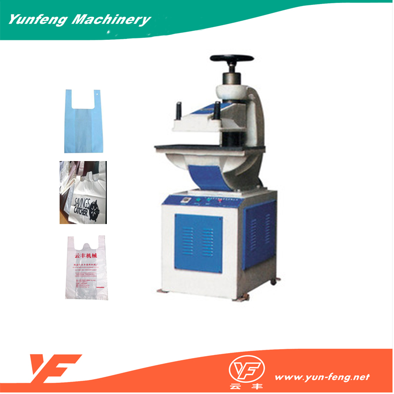 Manual Handle Bag Hhole Punching Machine