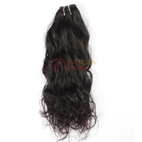 100% unprocessed weave Indian human hair braids