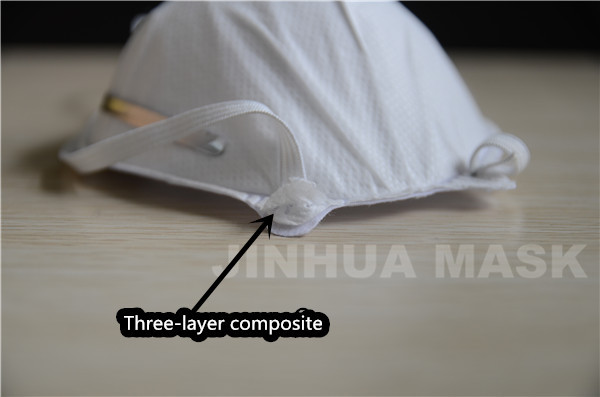 hot sale high quality 3 Ply Non-woven Dust Mask wholesale