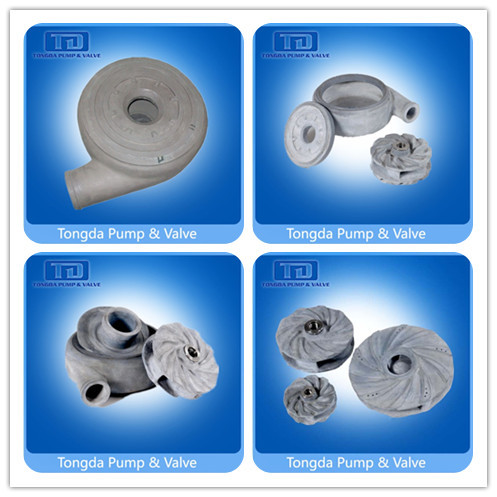 16/14TU slurry pump parts, mill slurry pump volute liner