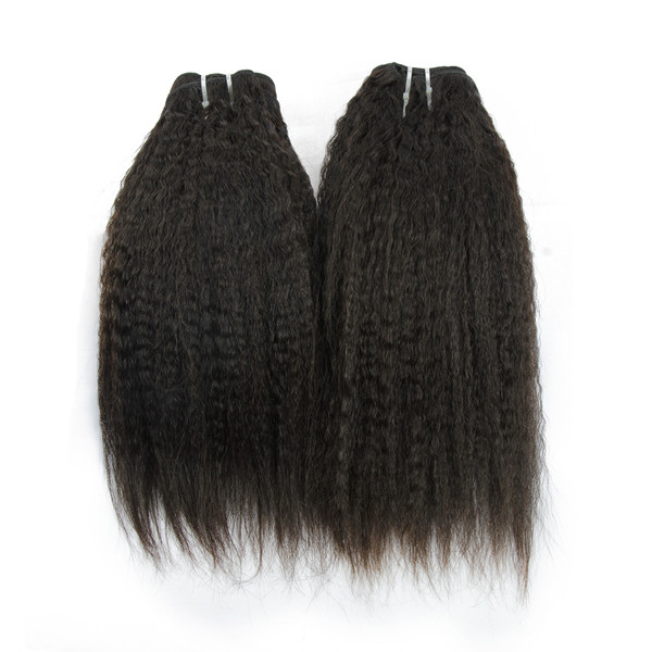 Factory Price Grade 8A Kinky Straight Unprocessed Wholesale Virgin Brazilian Hair
