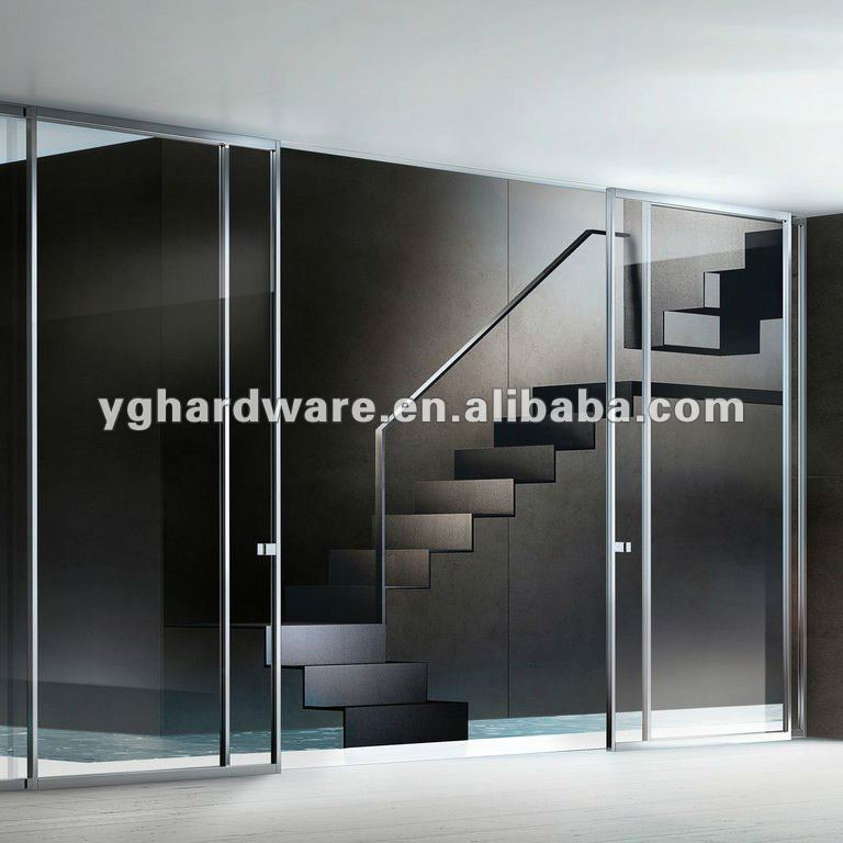 Frameless Glass Swing Doors System