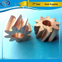 OEM customized bronze oil pump gears