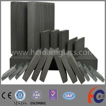 foam glass brick/High compressive strength/ Meet ASTM /CE/MSDS/ISO/pipe insulation for oil and gas