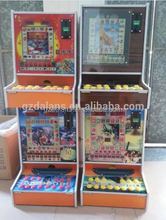 2016 hot sale wood material products mario slot machine for casino