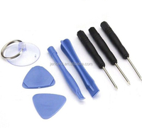 8in1 mobile repairing tool kit for iphone repair tool kit for ipad air mini 2 3 4 iphone 4 5 6 6s mobile phone