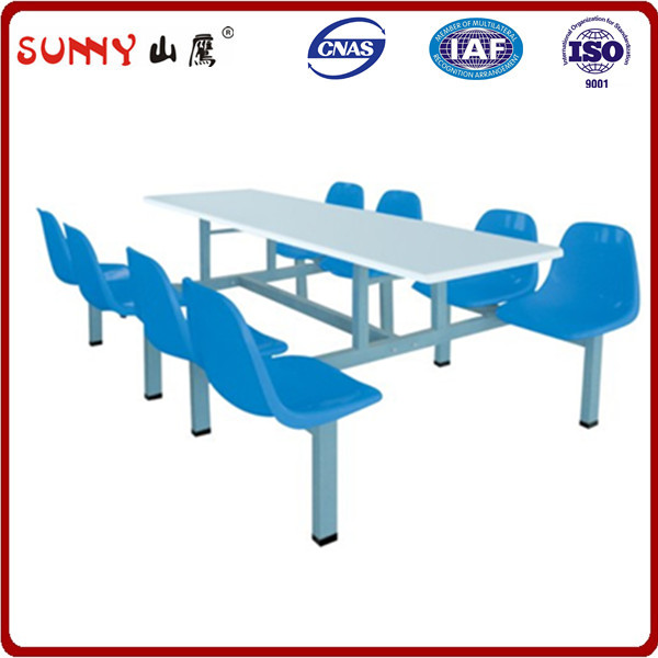 Cantee furniture 8 Seater Square Dining Table and Chair set