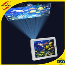 8 inch Touch screen E-Book Reader & Mini Notebook with Android Browser smart tablet pc projector