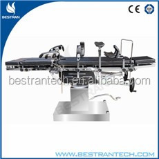 BT-RA020 Multifunction new price mechanical theatre manual mobile operating tables