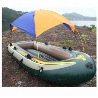 Factory Price Sun-Resistant Tent Waterproof Canoe Tent For Boat