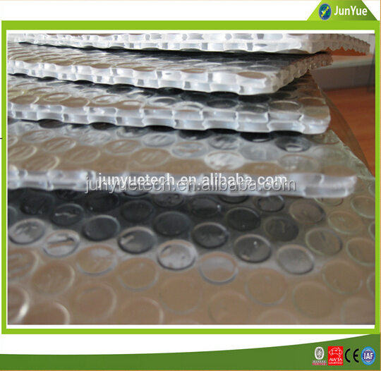 Aluminum Foil Bubble Thermal Insulation/Car Cover Heat reflective Insulation Materials