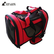 Car bag Pet carrier dog cat outdoor bag portable and convenient dog travel carrier