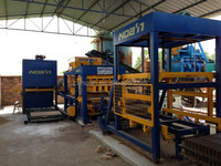 CHINA QT9-15 ciment bloc machine de fabrication