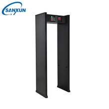 China factory walk through full body scanner metal detector