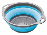 Kitchen Craft Colourful 2.8 L Collapsible Colander