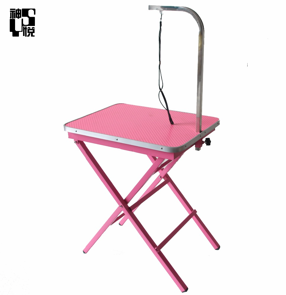 Best Customized best quality small size medical pet grooming portable table