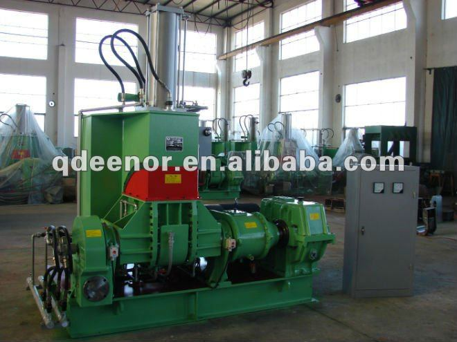 Automatic PLC System Rubber Internal Mixer