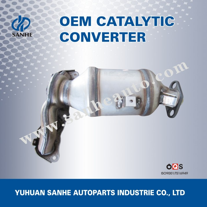 Chinese Universal Catalytic Converter Scrap.OEM Exhaust System Price