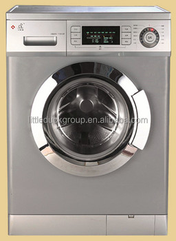 6kg fully automatic front loading washing machine A++