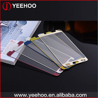 luxury full coverage electroplating colored tempered glass for samsung galaxy note 3/4/5