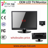 32 inch Large Square DVI touch open frame no frame lcd monitor