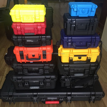 Hard ABS Waterproof Plastic Tool Case/Plastic Short Gun Case HTC015 460*420*180mm
