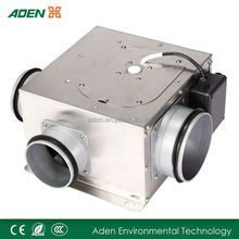 High quality 220V bathroom exhaust fan DPT12DS-3X10A