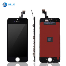 Good price original mobile phone replacement display lcd touch screen digitizer assembly for iPhone SE
