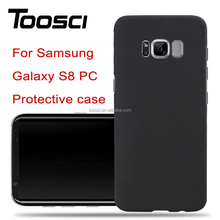 Wholesale hard plastic perfect fit protective case cover for Samsung Galaxy S8