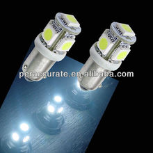 High Quality MIT Product Wholesaler 1895 1893 Ba9s 180 aligned PINS AUTO Bulb 12v/24v 5SMD 5050 LED