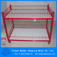 Metal Wire Container Type Warehouse Portable Storage Cage