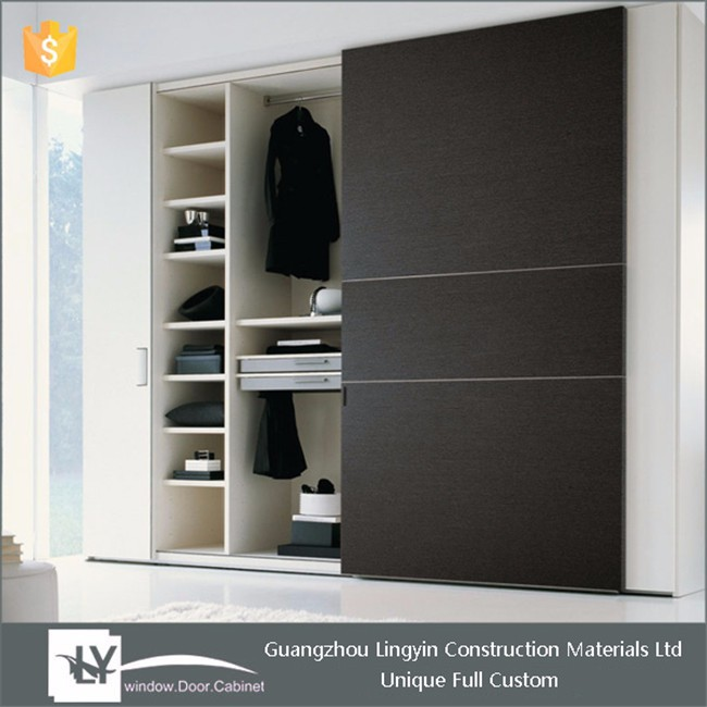 2015 Clothes wardrobes cabinet with dressing table