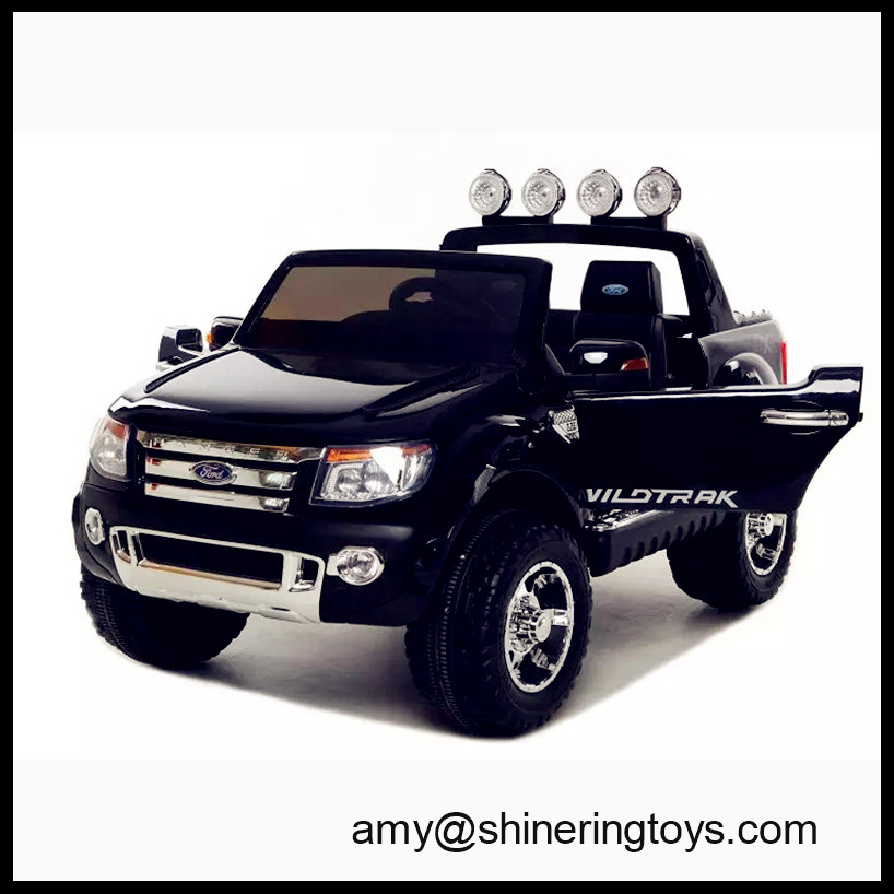 Newest Ford Ranger Licesned 12Volt Electric car Toy for Kids R/C Ride on toy car