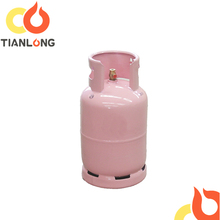 12.5kg LPG gas cylinder to Angola for comping