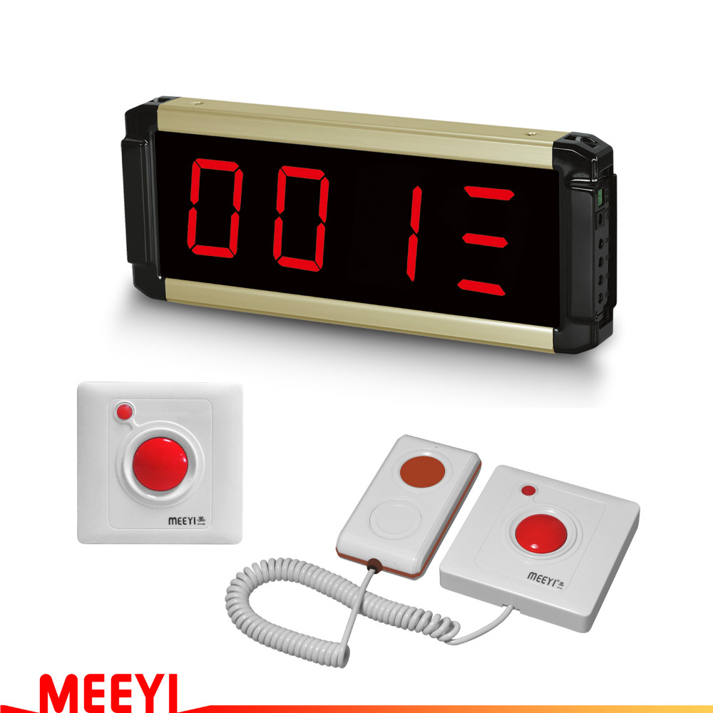Wireless Call Calling System Waiter Server Service Paging System for Restaurant Wrist Watch Receiver Calling buttons