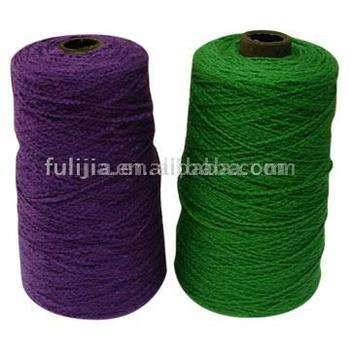 2/30ne 70%cotton/30%viscose yarn top dye
