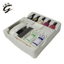 PRO OEM team to make your own gel nail polish kit, gel polish manufacturer