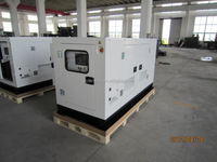 6.5-500kw soundproof container generator